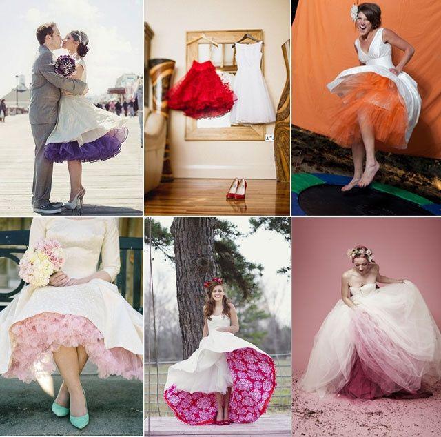 can can con color - moda nupcial - foro bodas
