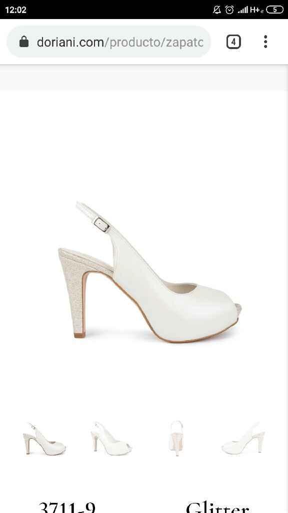 Zapatos Valencia - 1