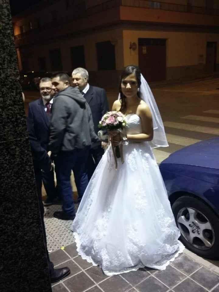 Ramo de novia - 1