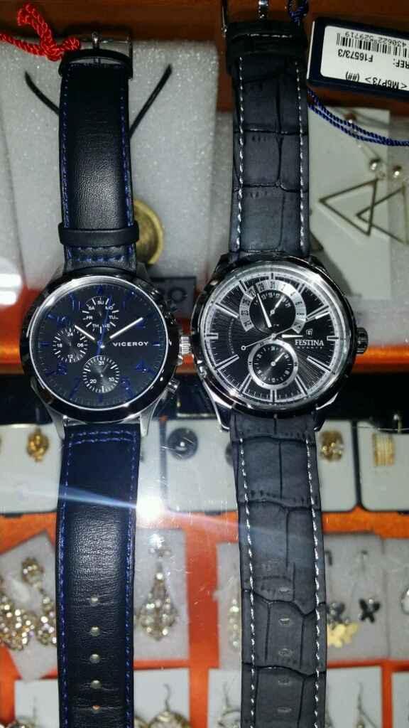 Que reloj os gusta mas? - 1