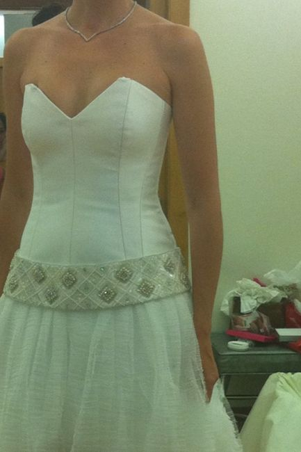 Duda arreglo vestido novia - Moda nupcial - Foro Bodas.net