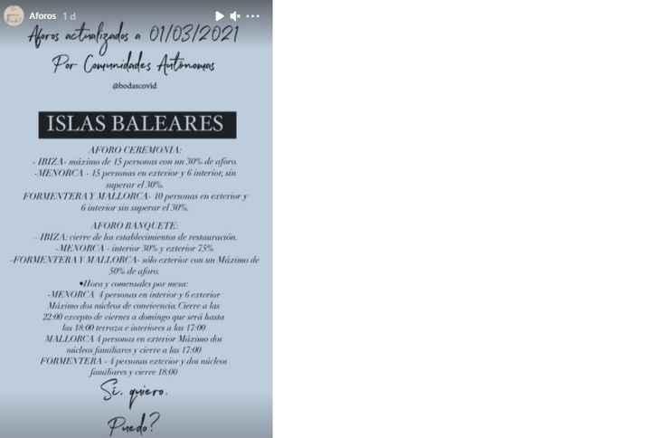 Novi@s Islas Baleares 2021: ¡Preséntate! - 1
