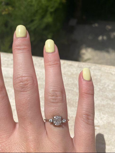 Pongamos todas nuestro anillo de compromiso 14