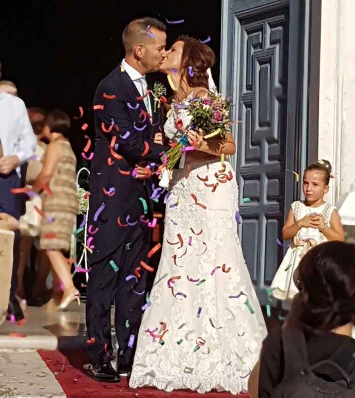 Just married!! - 1