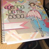 ya tengo mi agenda de novia Molona!!😋 - 1