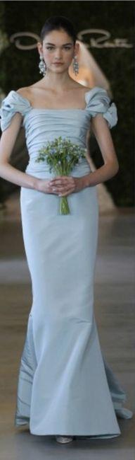 Segunda boda y duda de color del vestido - 4