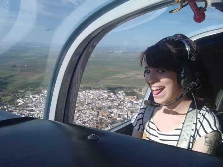 Miedo a volar. ¿Alguna más igual? - 1