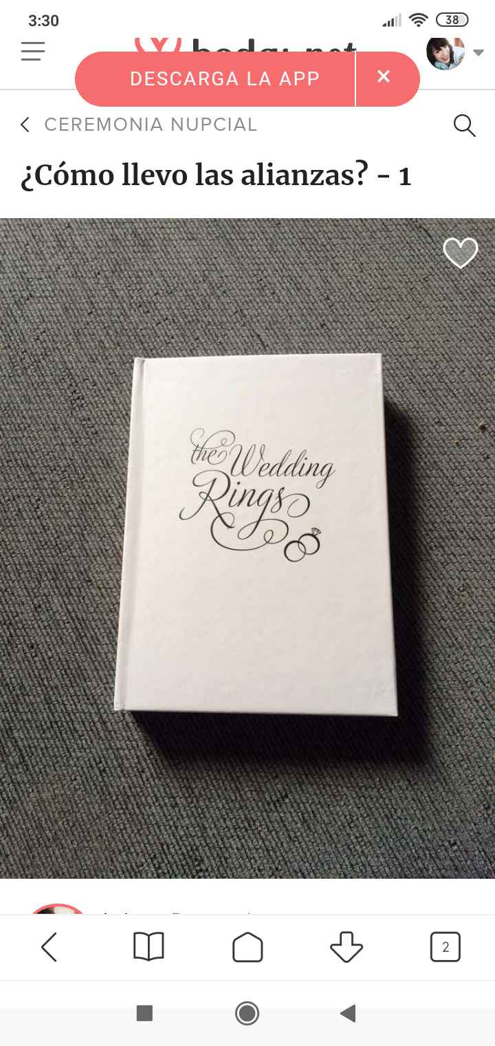 Anillos de boda - 2