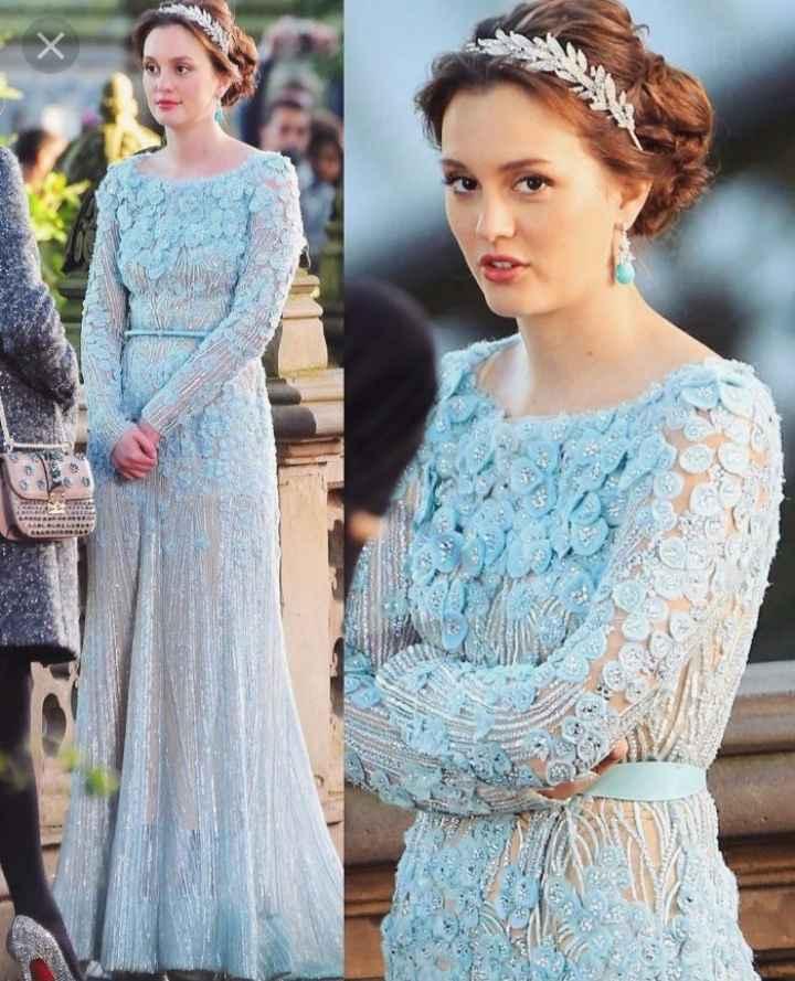 Segunda boda y duda de color del vestido - 5