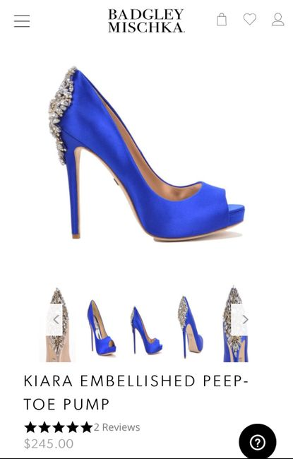 En busca y captura... de zapatos azules!! 3