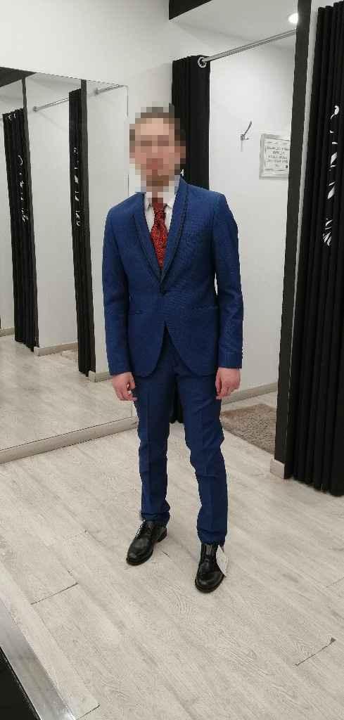 Me gusta este traje - 1