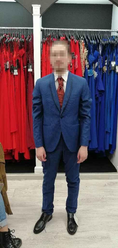 Me gusta este traje - 2