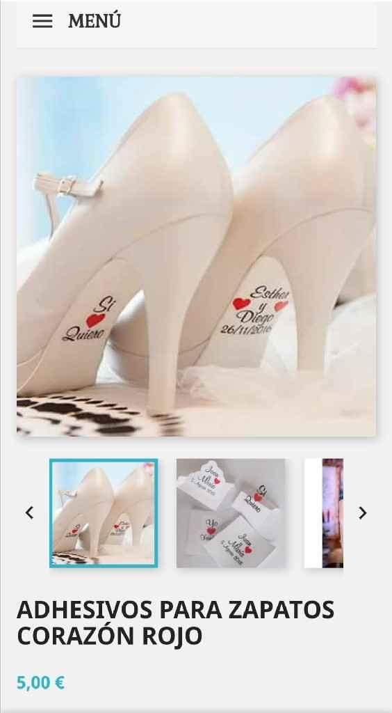 Vinilos para zapatos - 1