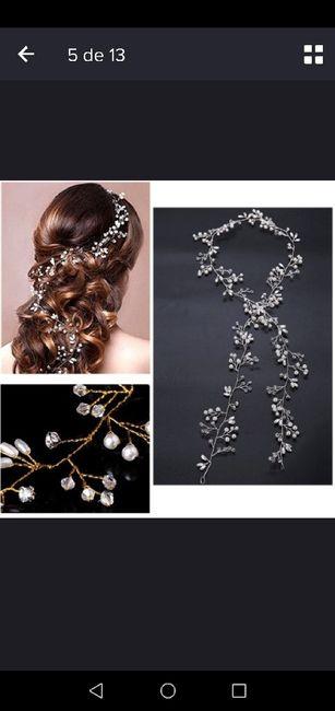Tema peinado y decoración pelo - 2