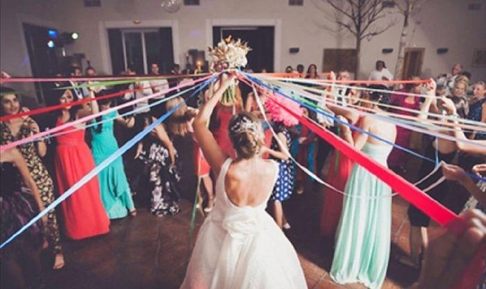 Qué hacer con el ramo de novia 2