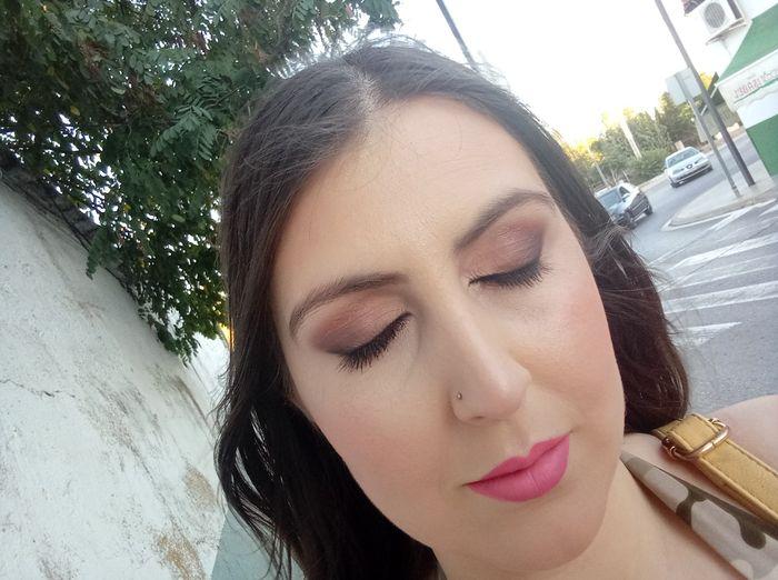 Prueba del maquillaje 2