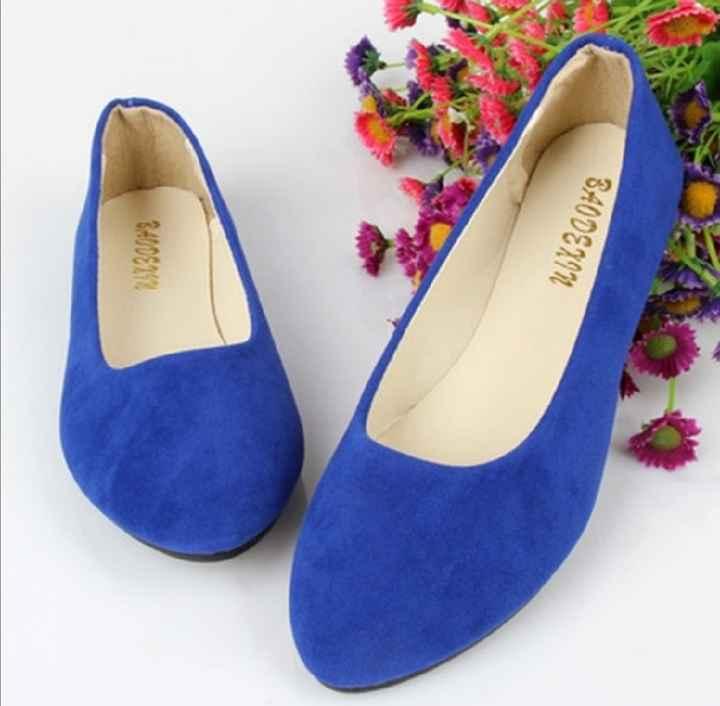 Por fin tengo los zapatos 💕 - 2