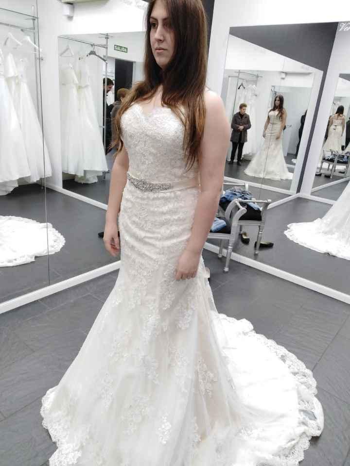 ¿Cuál es el precio justo de tu vestido de novia? - 1