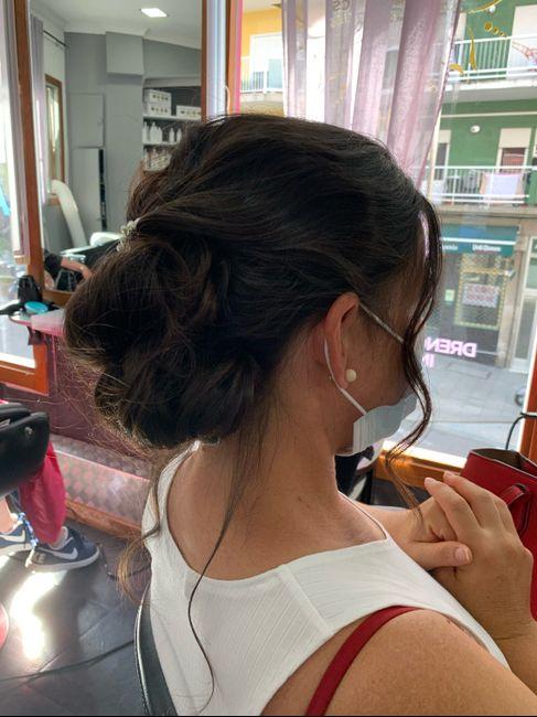 Prueba de peinado 1