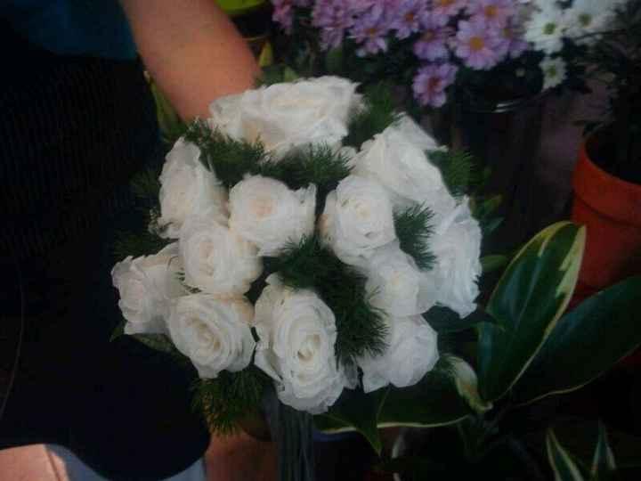 mi ramo de rosas liofilizado