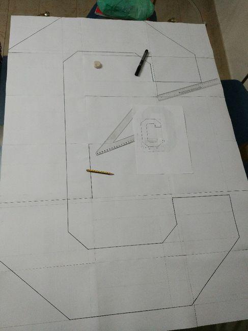 Letras carton - 3