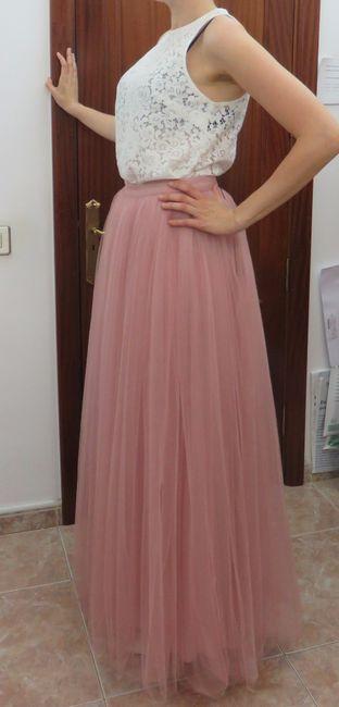 03aba2e4e Faldas de tul para dama de honor - Gran Canaria - Foro Bodas.net