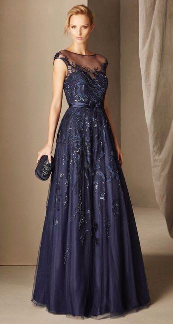 vestido de la madre de la novia - moda nupcial - foro bodas