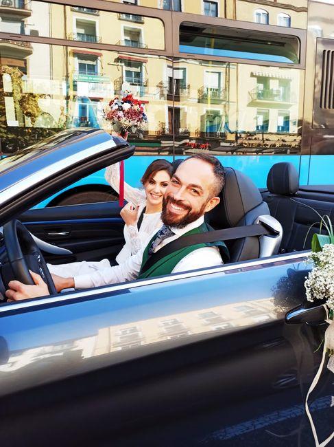Novios que nos casamos el 31 de Octubre de 2020 en Madrid 1