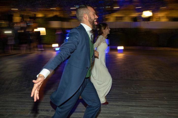 Novios que nos casamos el 31 de Octubre de 2020 en Madrid 2