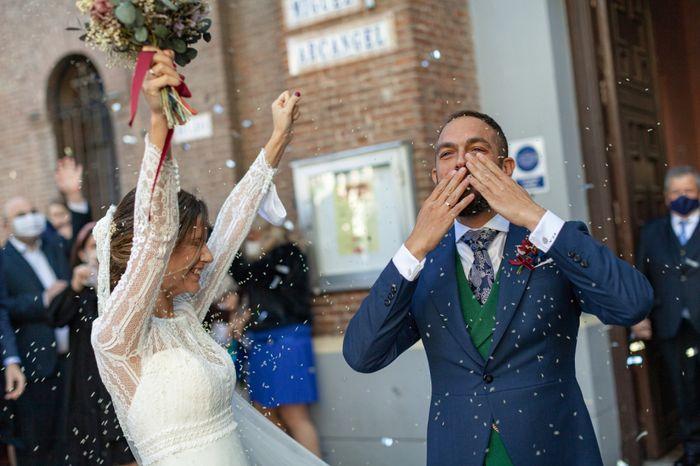 Novios que nos casamos el 31 de Octubre de 2020 en Madrid 4