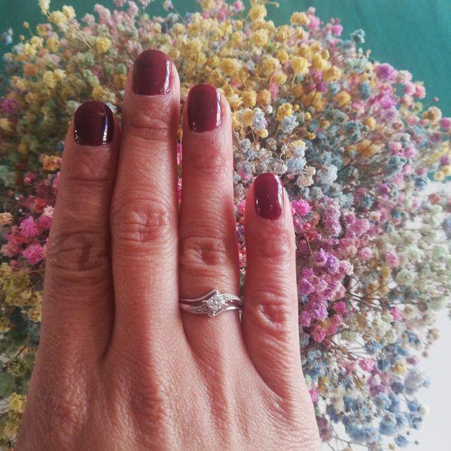 ¿Cómo es tu anillo de compromiso? 💍 8