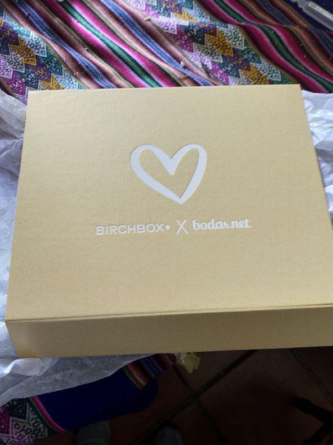 Hoy me llegó la caja qué ilusión - 1
