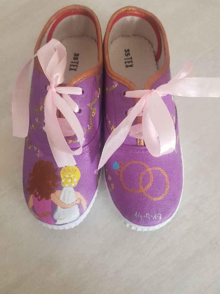 Zapatillas entregadas 👭 - 1