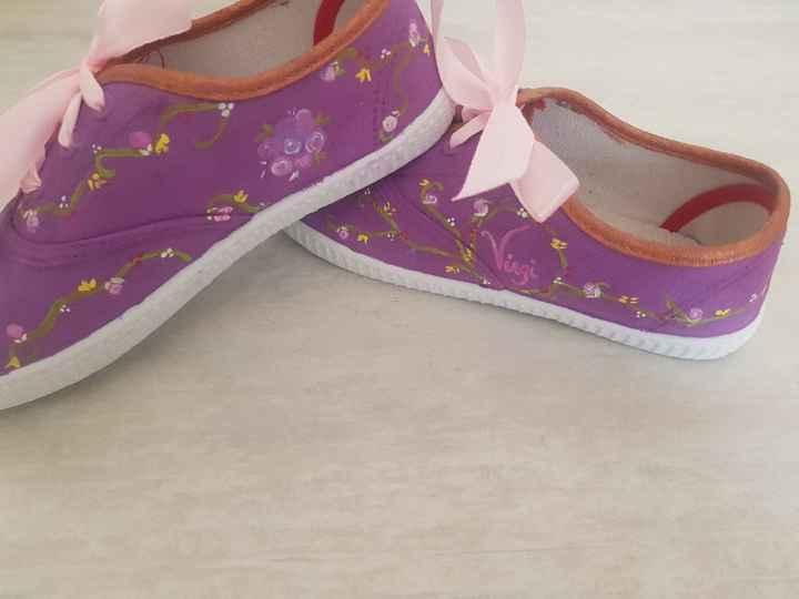 Zapatillas entregadas 👭 - 2