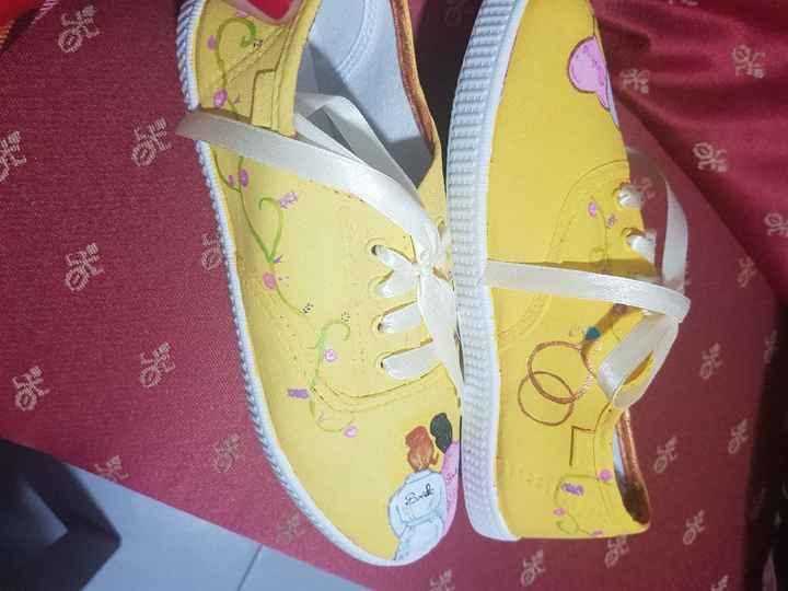 Zapatillas entregadas 👭 - 3