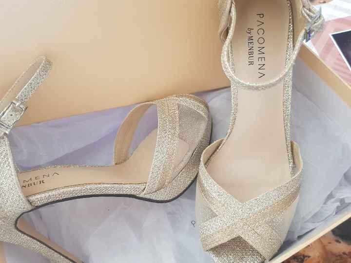 Son cómodos los zapatos Menbur ? - 1