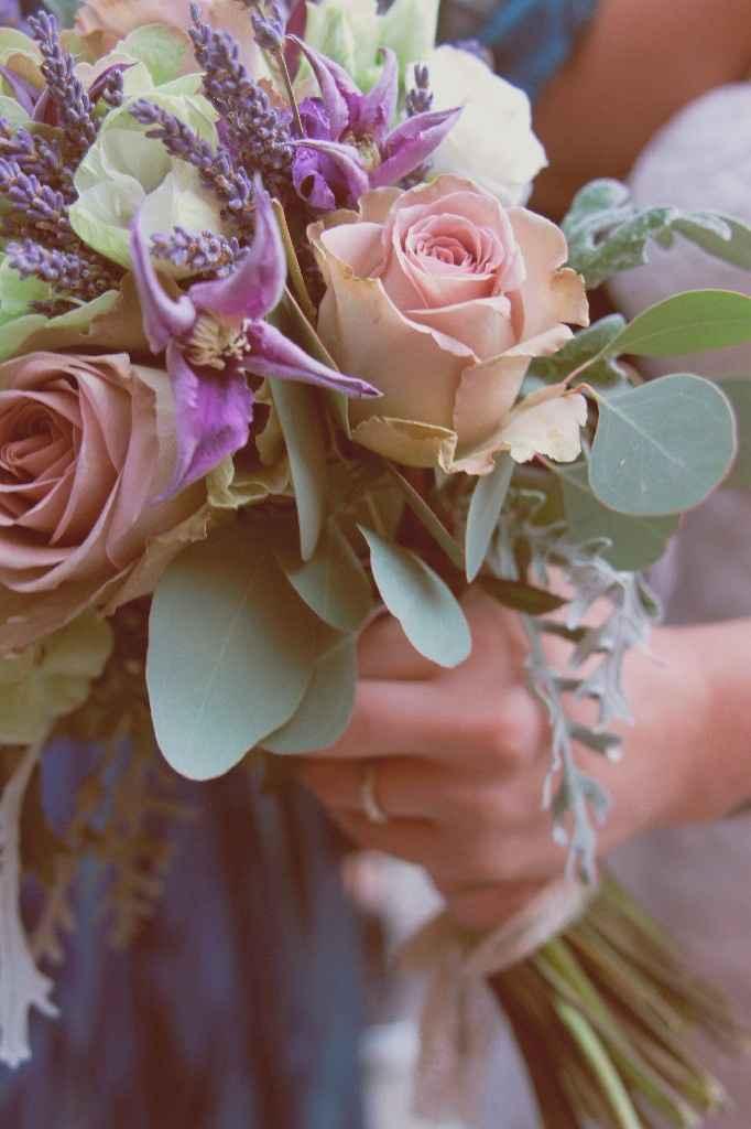 5 tipos de ramos de novia con los que brillar: ¡descúbrelos! 💐 - 1