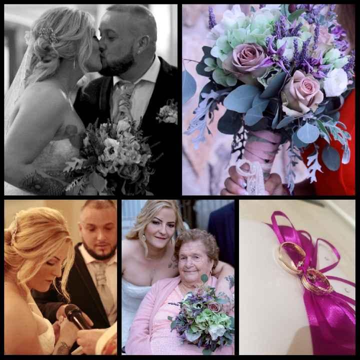 Juego: Collage de mi boda - 1