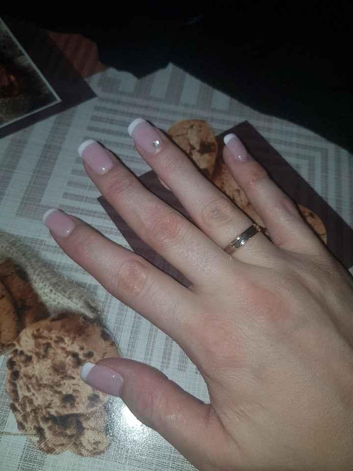 Mi manicura 💅 - 1