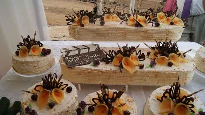 Nuestra tarta