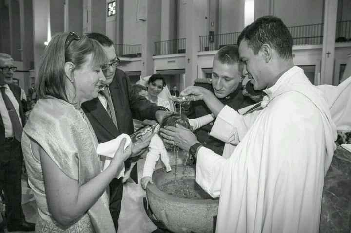 Mi gran dia de boda y bautizo - 1