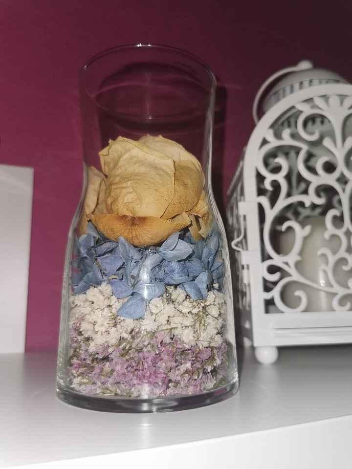 Mis flores - 1
