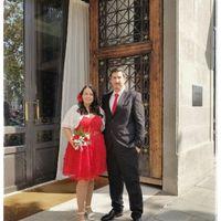 ¡hoy nos hemos casado! y mañana el convite - 1