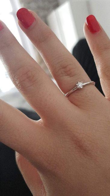 ¡Comparte una foto de tu anillo de pedida! 💍 19