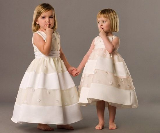 Vestido niños arras, cortos o largos ? - Foro Bodas.net