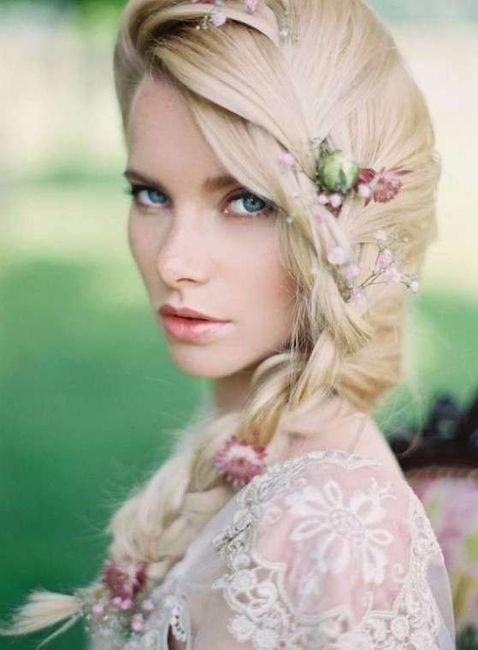 7 Peinados Con Trenza Para Novia Belleza Foro Bodas Net