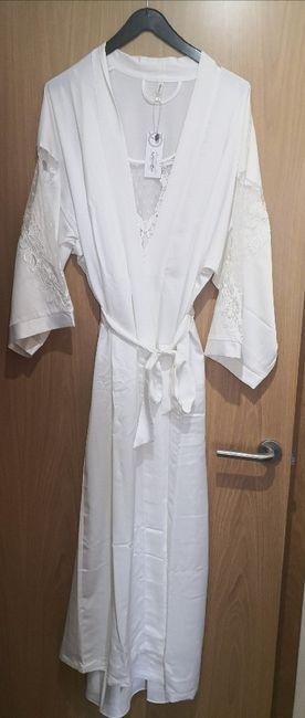 Ofertas en lencería novia en El corte inglés. 1