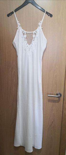 Ofertas en lencería novia en El corte inglés. 2