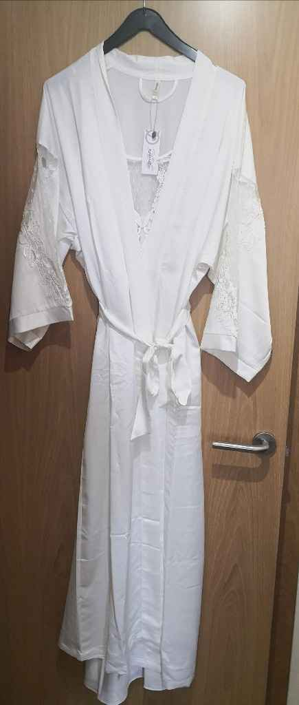 Ofertas en lencería novia en el corte inglés. - 1