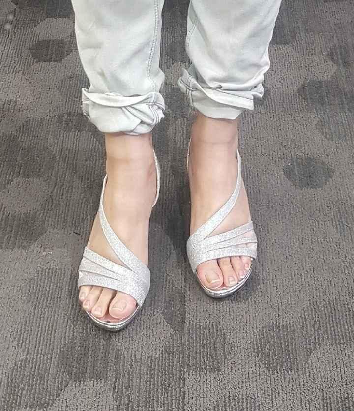 Votación fugaz, el mejor zapato - 2